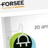 Forseepower.fr // Refonte identité visuelle + site