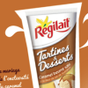 Régilait // Communiqué de presse Tartines & Desserts